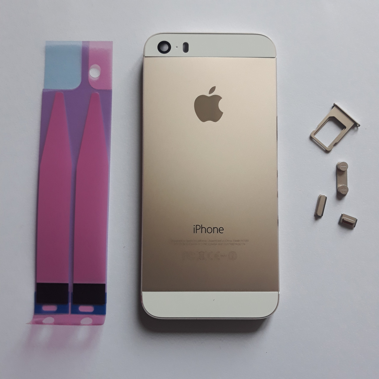 Корпус Novacel для Apple iPhone 5S Gold