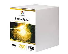 Galaxy A4 200л 260г/м2 Шелк-полуглянец фотобумага