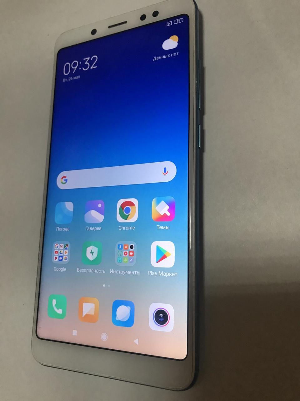 Смартфон Xiaomi Redmi Note 5 3/32