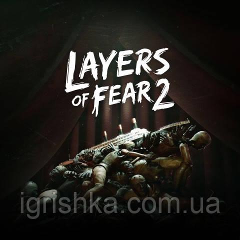 Layers of Fear 2 Ps4 (Цифровий аккаунт для PlayStation 4)