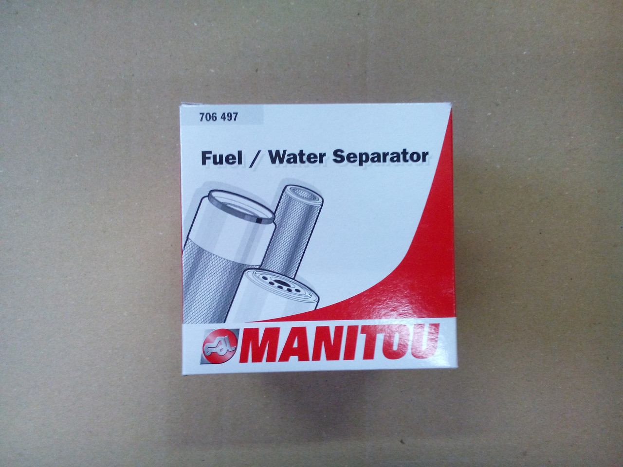 Фильтр топливный Manitou (Маниту) 706497