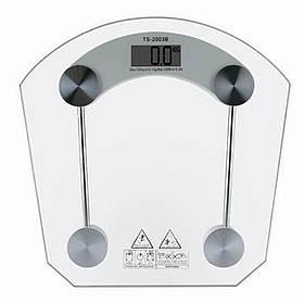 Напольные стеклянные электронные весы до 180 кг ACS 2003