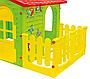 Детский игровой домик Mochtoys с террасой, фото 3