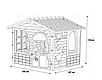 Детский игровой домик Mochtoys с террасой, фото 5