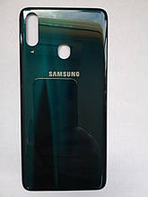 Задняя крышка Samsung A20S A207 (2019) Black