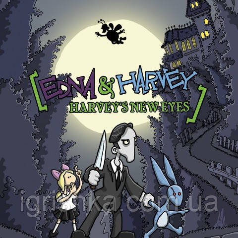 Edna and Harvey: Harvey's New Eyes Ps4 (Цифровий аккаунт для PlayStation 4)