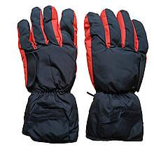 """Зимові лижні рукавички з підігрівом на батарейках АА """"Eco-obogrev P-AA 4,5 V"""""""