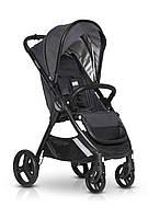 Новая прогулочная коляска для ребенка EasyGo Canny coal