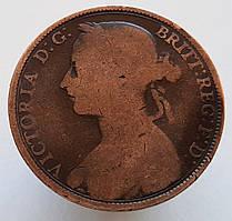 Великобритания 1 пенни 1892