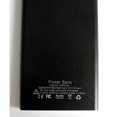 Повер банк Ультра тонкий! Power Bank   Slim 12800 mAh.