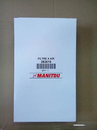 Фильтр воздушный Manitou (Маниту) 282619