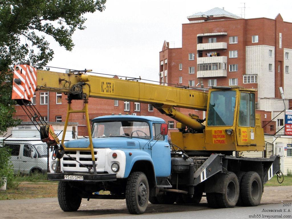 Аренда автокрана 10т в Киеве