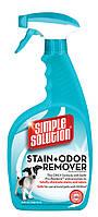 Simple Solution (Симпл Солюшен) Stain and Odor Remover Средство для удаления запаха и пятен от животных 945 мл