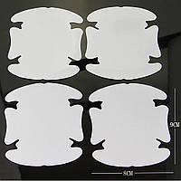 Защитная плёнка для дверных ручек (комплект)