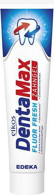 Зубная паста Elkos DentaMax Fluor fresh 125 мл