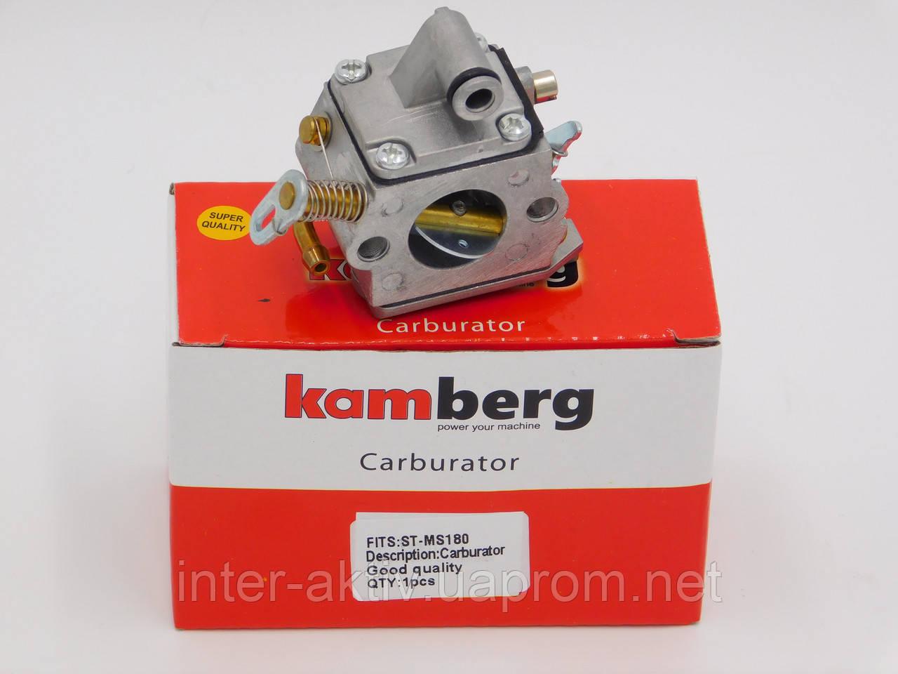 Карбюратор для бензопилы STIHL 170/180 Kamberg