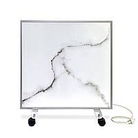 Керамический обогреватель ECOTEPLO AIR 400 ME (белый мрамор)