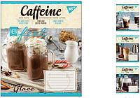 """Тетради в линию А5/36 """"Caffeine"""""""