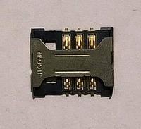 Конектор Sim-карти для Lenovo A388