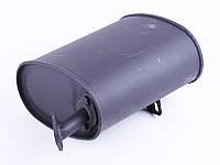 Глушник (генератора 2-3,5 кВт) — 168F