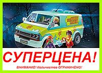 Конструктор Плеймобил Загадкова машина СКУБІ ДУ! SCOOBY-DOO! Mystery Machine Playmobil 70286