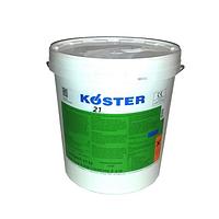 Еластична Двокомпонентна гідроізоляція KÖSTER 21 - 20 кг
