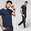 "Крутая футболка мужская ""Нэви"", фото 2"