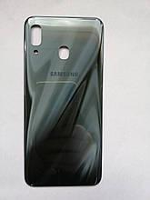 Задня кришка Samsung A30 A305 (2019) Black