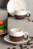 Чашки для кофе Doreline керамика 2 шт 100 мл