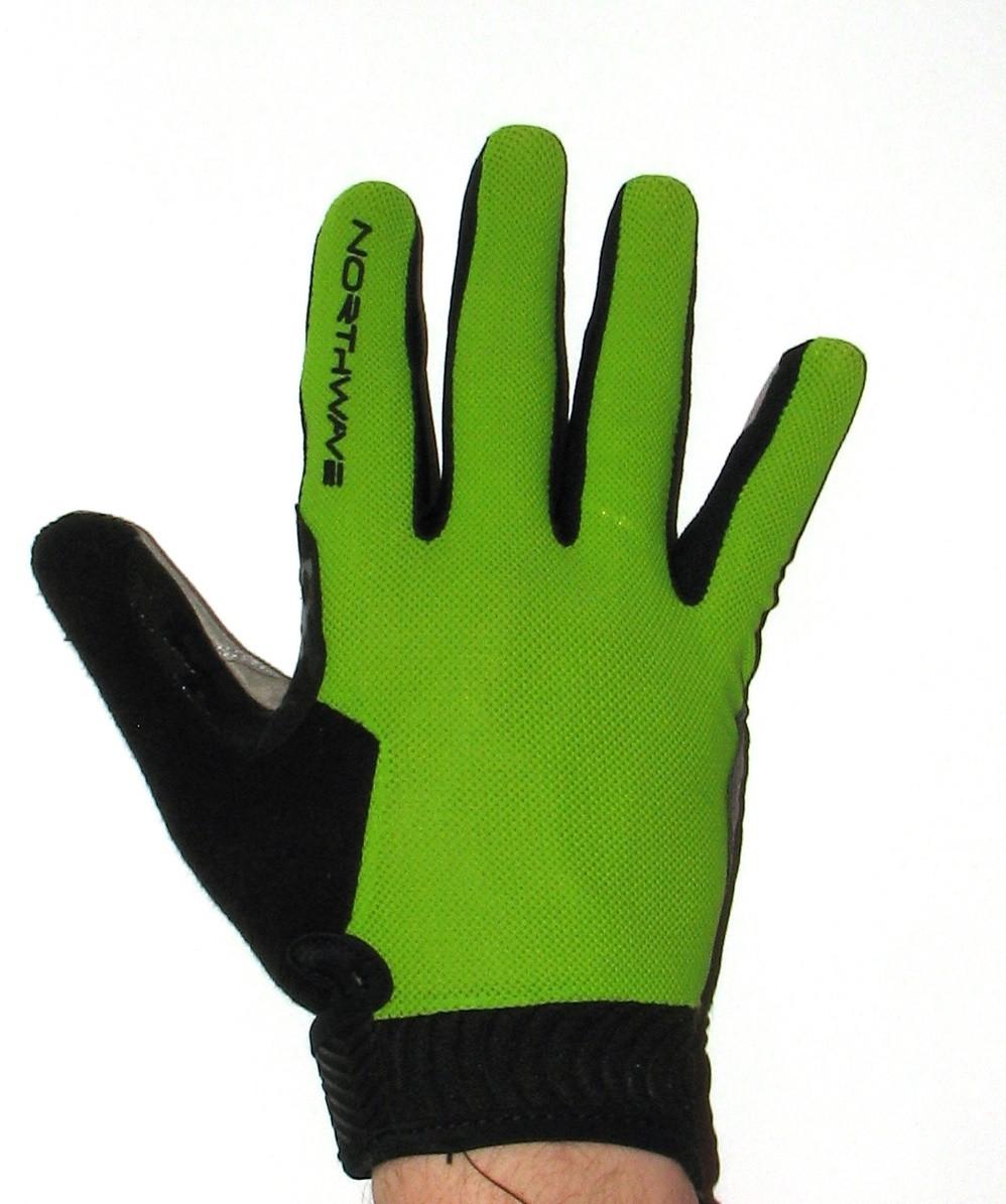 Велоперчатки NORTHWAVE C89122009 Green M