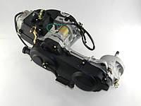 """Двигатель в сборе 4Т 80cc 139QMB (длинный вариатор) под 12"""" колесо TVR, фото 1"""