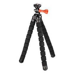 "Штатив НАМА ""Flex 2in1"" для фотокамер и GoPro, 26 см"