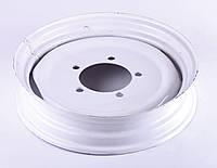 Диск железный 4.00*14 (под 5 болтов) — мототрактор