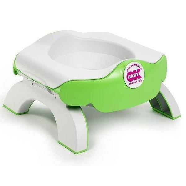 Детский дорожный горшок Ok Baby ROADY салатовый (39054440)