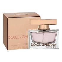 Dolce Gabbana The One Rose 75 ml   Женская парфюмированная вода реплика, фото 3