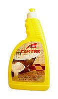 Средство Сантик для чистки санизделий, кафеля и фаянса (запаска) - 750 г.