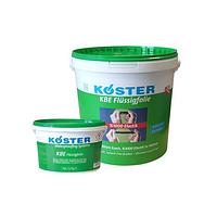 Гідроізоляція гібридна, рідка мембрана KÖSTER KBE-Flüssigfolie - 6 кг