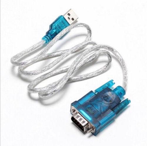 Переходник USB в COM (RS232) с 0.8 м кабеля