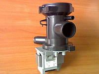 Насос (помпа) для стиральной машины.  LG. В с боре в корпусе с фильтром. код 5859EN1004B, 5859EN1001B