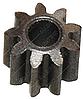 Шестерня двигателя шуруповерта d3х8 h7 9 зубов