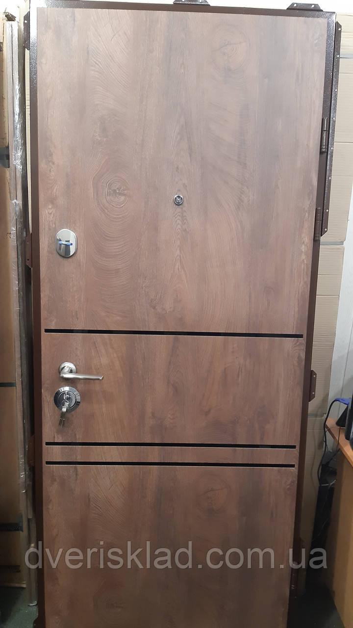 Двери входные Патриот с замками Securemme