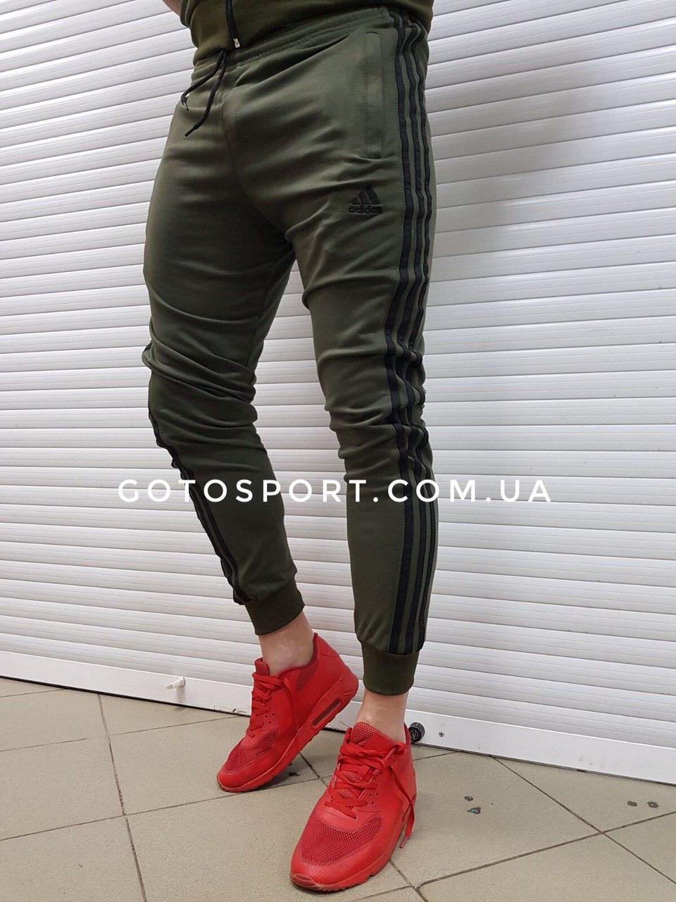 Мужские спортивные штаны Adidas Men Haki