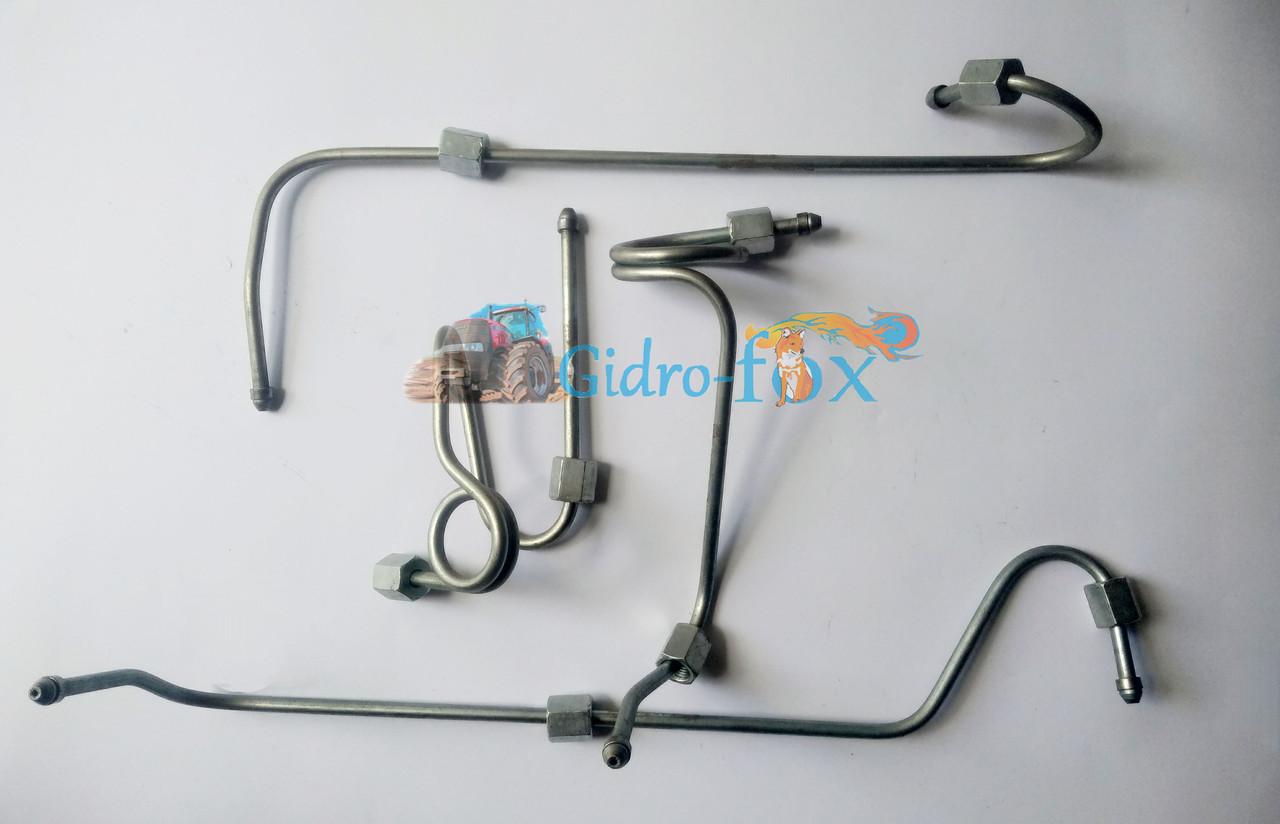 Трубки топливные высокого давления (гнутые) ВД МТЗ  Кт.Н. 240-1104300