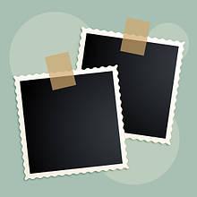 Коробка квадратна біла 25*25*10