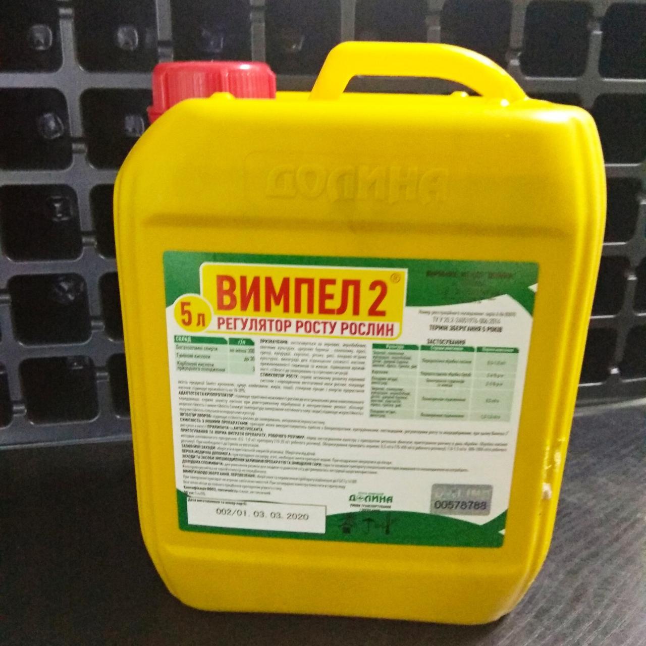 Регулятор роста растений Вымпел 2® (5 л)