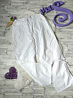 Штаны белые мужские спецодежда