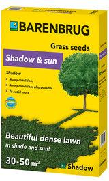 Газонная трава теневая (Shadow and Sun) BARENBRUG Голландия 1 кг