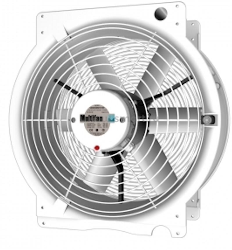 Разгонный вентилятор Multifan ТВ4Е
