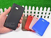 Силиконовый TPU чехол для HTC Desire 600 Dual Sim