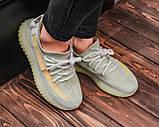 Женские кроссовки Adidas Yeezy Boost 350 V2, женские кроссовки адидас изи буст 350 в2, кросівки Adidas Yeezy, фото 3